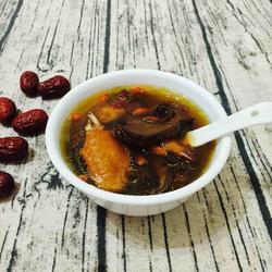 牛肝菌土鸡汤的做法[图]
