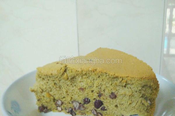 抹茶红豆威风蛋糕(8寸)