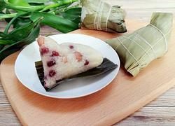 红豆花生糯米粽