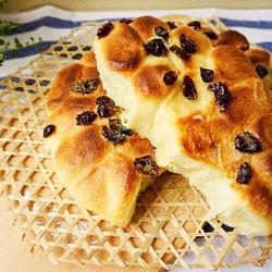 香浓炼乳面包