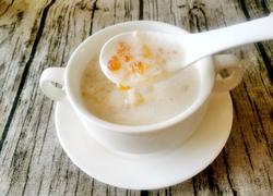 雪燕桃胶皂米羹
