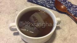 冬瓜赤豆汤的做法图解8