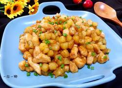 干煎土豆鸡丁