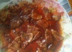 微波炉烤肉