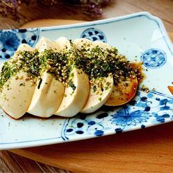 海苔凉拌豆腐