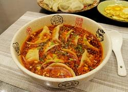 酸辣汤水饺
