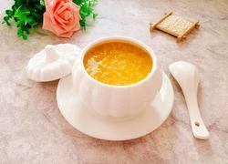 南瓜粳米粥
