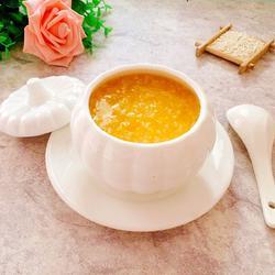 南瓜粳米粥的做法[图]
