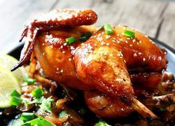 酱香洋葱烤鸡