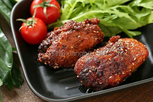 两分钟学会黑椒烤肉 抗饿一整天的营养大菜