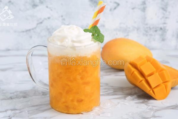 自制夏日特饮 芒果星冰乐回味整个夏天