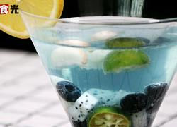 Punch系列之山竹蓝莓潘趣酒