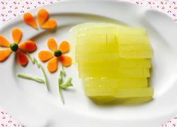 小清新柠檬瓜条