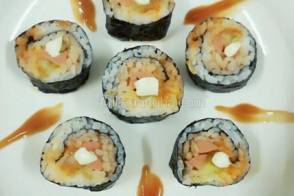 一人份寿司