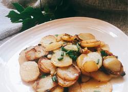 油焖土豆片