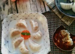 水晶猪肉饺(无油版)
