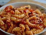 番茄味螺旋丝意大利面的做法[图]