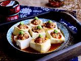 香菇酱酿豆腐的做法[图]