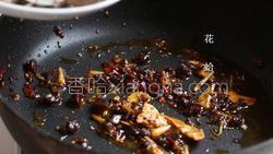 香菇酱炒花蛤的做法图解11