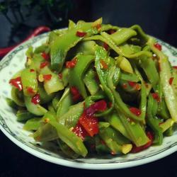 剁椒拌贡菜