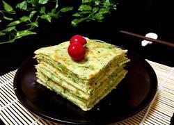 西葫芦鸡蛋软饼
