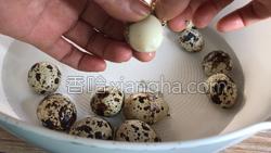 珍珠鹌鹑蛋肉丸的做法图解7