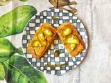 黑麦杂粮吐司酸黄瓜口袋包的做法[图]