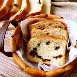 朗姆葡萄干面包