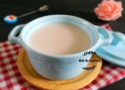 核桃花生牛奶