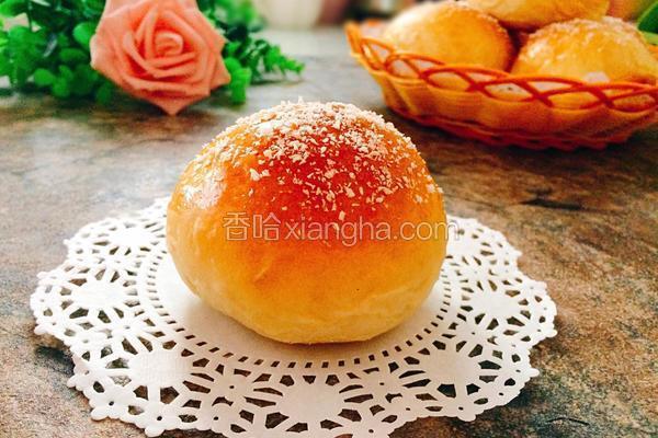 椰蓉小餐包
