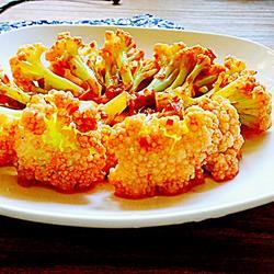 麻油南乳菜花