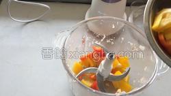 巴沙鱼彩椒鸡蛋饼的做法图解7