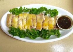 粤式白切鸡