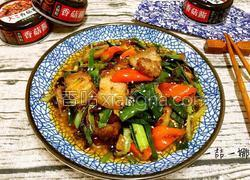 香菇酱炒回锅肉