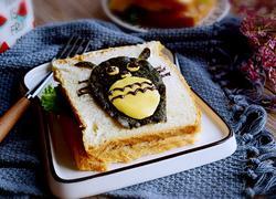 龙猫三明治