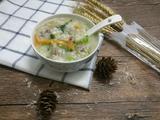 香菇瑶柱排骨粥的做法[图]