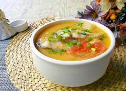 土豆番茄炖鱼汤