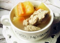 木瓜猪骨汤