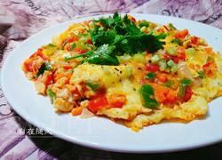 西班牙炒鸡蛋