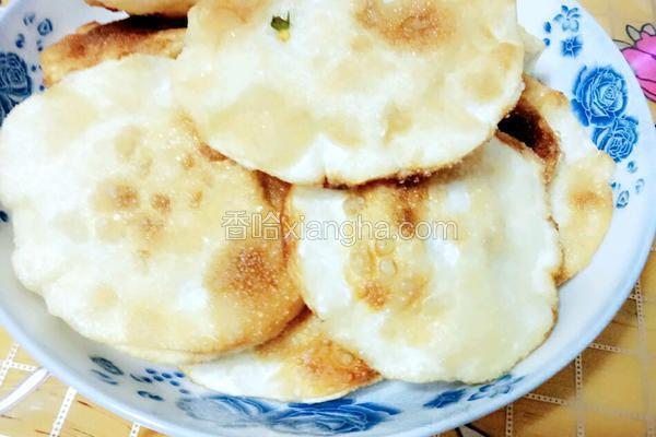 煎包面皮饼