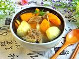 胡萝卜马铃薯猪骨汤的做法[图]