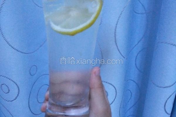 柠檬汽水杯
