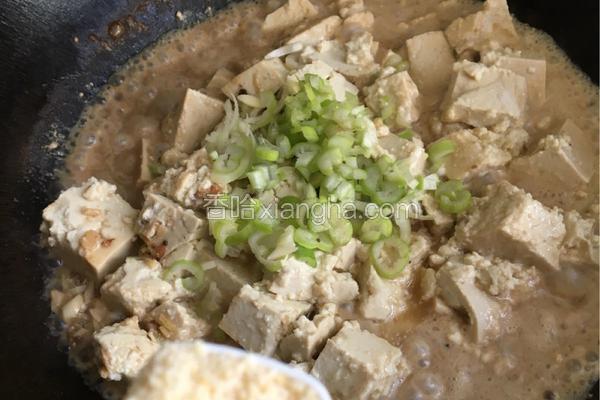 家常炖豆腐
