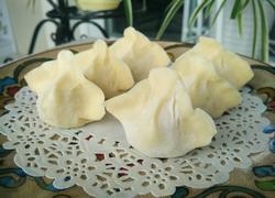 虾皮鸡蛋包菜饺子
