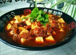 牛肉酱炖豆腐