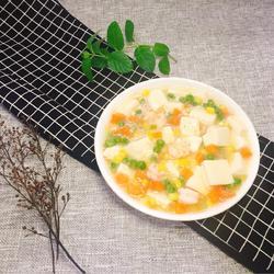 什锦烩豆腐