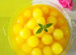 橙汁冬瓜球