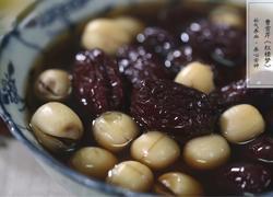 清 建莲红枣汤