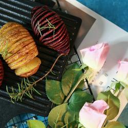 香草风情烤薯
