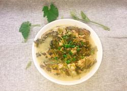 雪白黄刺鱼汤